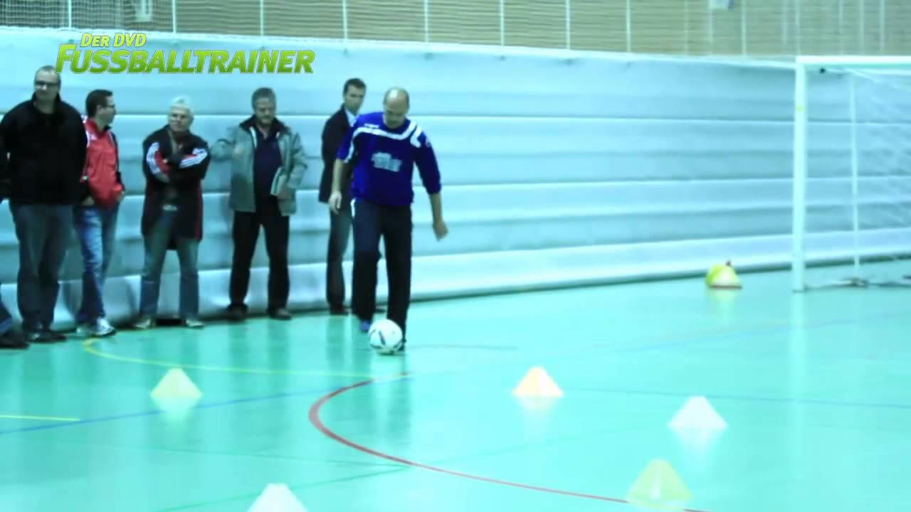 Dvd Fussball Hallentraining