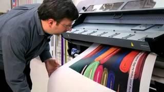 технология латексной печати HP(Скорость и универсальность принтера HP Designjet L26500 с технологией латексных чернил помогает компании FASTSIGNS..., 2012-04-23T14:35:53.000Z)