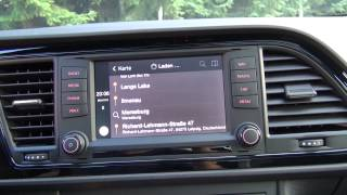 Seat Leon - Full Link (Mirror Link, Apple CarPlay, Android Auto)