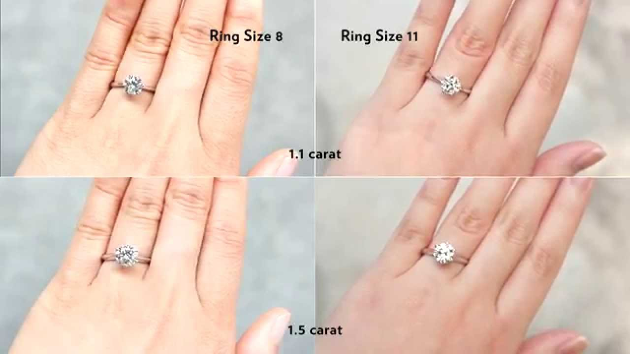 sizes engagement ksvhs diamond jewellery carat average ring jewelry weight lovely