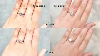 Repeat youtube video JannPaul Education: Basic 4Cs of Diamonds (Carat Weight)