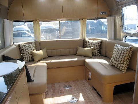 2016 Airstream Flying Cloud 26a Twin Bed Floor Plan Youtube