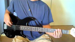"""Sunny Came Home""  (Shawn Colvin)  Bass Cover"