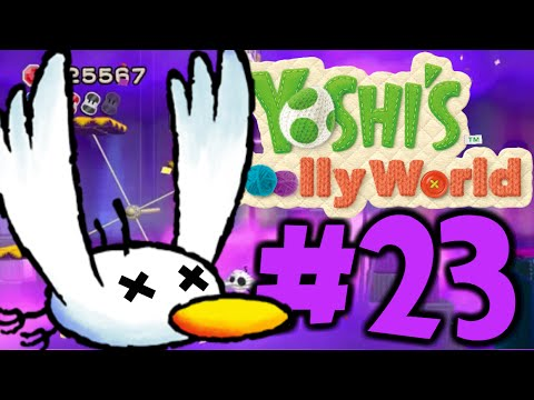 Yoshi's Woolly World - Episode 23: Dead Birds