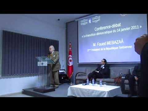 M. Foued Mbazzaa à Sciences Po Tunis _ Conférence-débat -partie 1