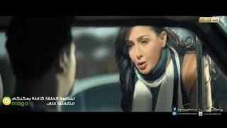 الخانكة | غادة عبد الرازق تتعرض للتحرش  فى أولي حلقات المسلسل
