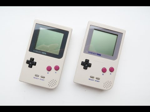 Let's Refurb! - Two Faulty Ebay Game Boy Pockets!