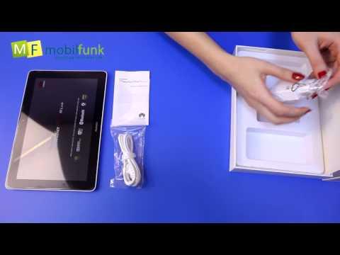 Huawei MediaPad 10 Link 8Gb Wi-Fi - обзор от Mobilfunk.ru
