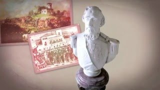 ¿Conocés la historia del busto de Bartolomé Mitre?