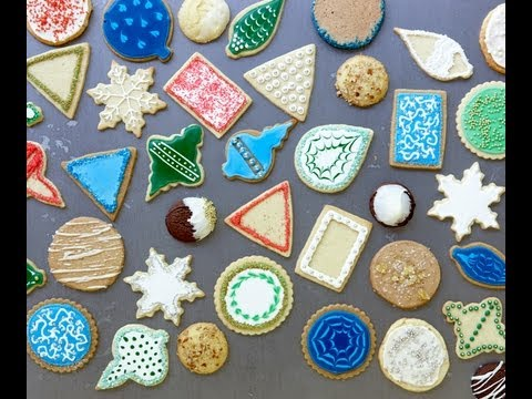 How to Decorate Holiday Cookies