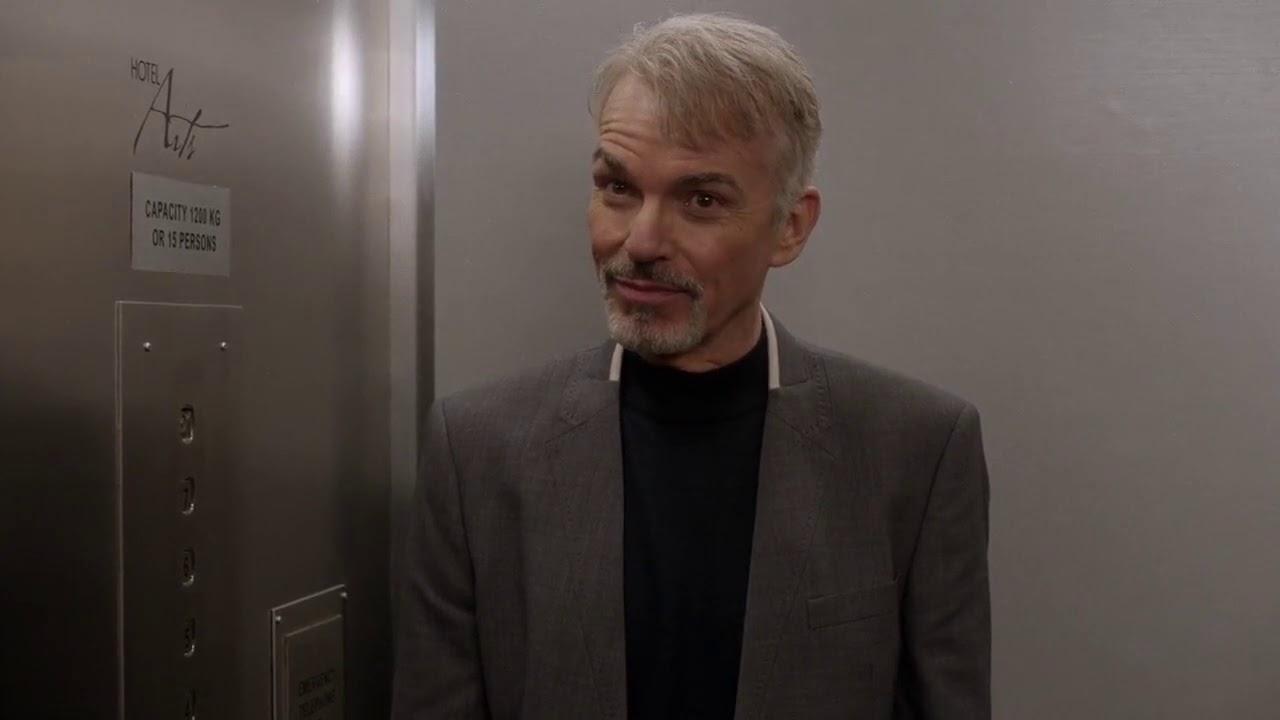 Download Lorne Malvo and Lester Nygaard Elevator Scene - Fargo - S01E09 - Season 1