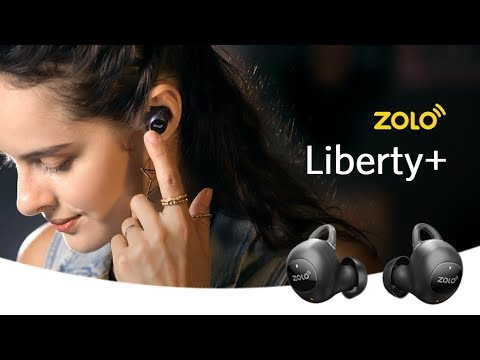 Liberty+: The First Zero-Compromise Total-Wireless Earphones