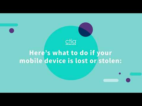 What To Do If Your Mobile Device Is Lost Or Stolen