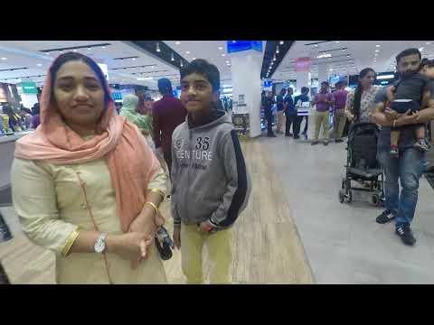 MALL OF THE EMIRATES: 4k Shopping, Ski Dubai, Magic Planet