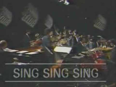 1988 (G) Lionel Hampton + Art Farmer, Benny Bailey -1: How High The Moon + Sing, Sing, Sing