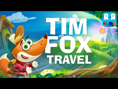 Tim the Fox - Travel (By Internet-Expert) - iOS / Android - Gameplay Video