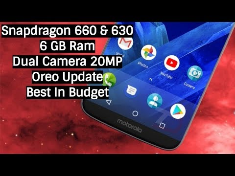 Smartphones with Snapdragon 660 & 630: (Top 6 )