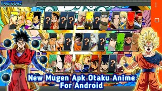 New Mugen Style Apk Otaku Anime For Android DOWNLOAD