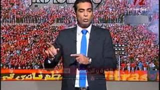 """شادى محمد لـ اسلام صادق """"لايجوز التجاوز بحق حسين السيد"""""""