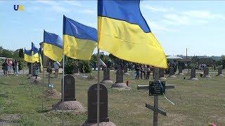 Базу ДНК погибших военных начали создавать в Украине
