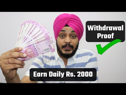 Best Earning App For Android 2019 | Earn Money From Smartphone | MLMAMAN