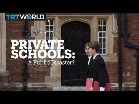 Private Schools: A Public Disaster?