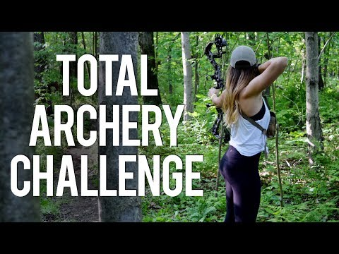 Free Balling at the Total Archery Challenge