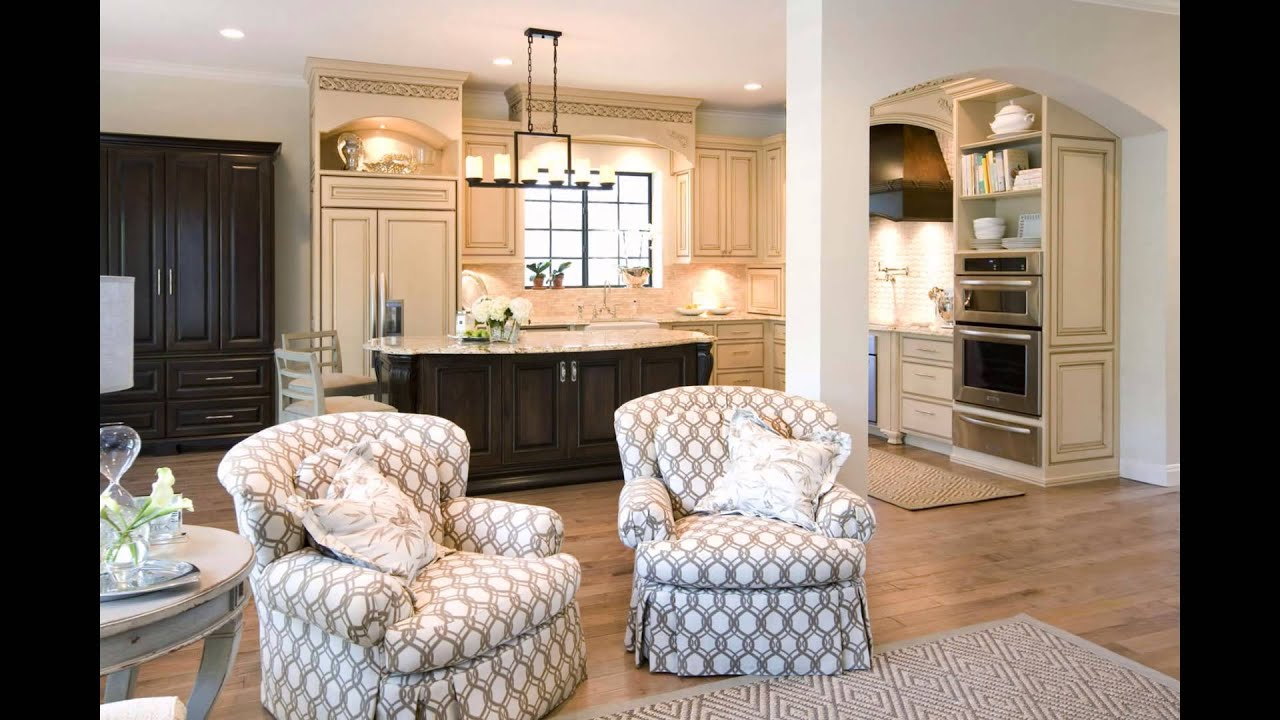 Best Modern Kitchen Family Room Combo Combination Layout ...