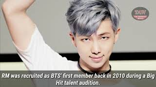 BTS Rap Monster (Kim Namjoon) lifestyle,net worth, house, biography