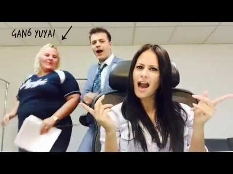 Silvana Arias y Pablo Azar - Lip Sync Battle