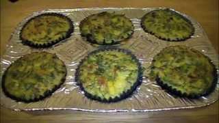 Low Carb Mini Quiche Recipe