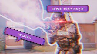 Gambar cover AWP Montage! WOAH! - Call Of Duty : Mobile [Earphone🎧]