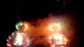 teacalco quema de fuegos pirotécnicos 2011