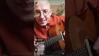 Jack Steadman of Bombay Bicycle Club - Instagram Live Session (04/17/20)