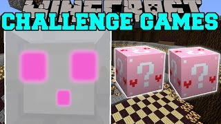 Minecraft: PEZ JELLY CHALLENGE GAMES - Lucky Block Mod - Modded Mini-Game