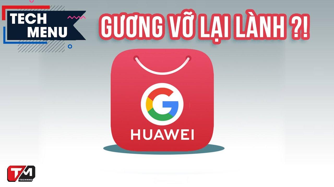 Huawei đưa ứng dụng Google vào AppGallery: nỗ lực hay thừa nhận thất bại?