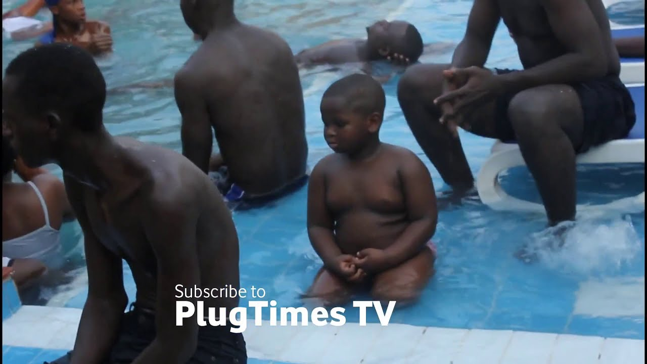 Download Baddest Pool Party in Ghana 2019 Kelewele Pool Party