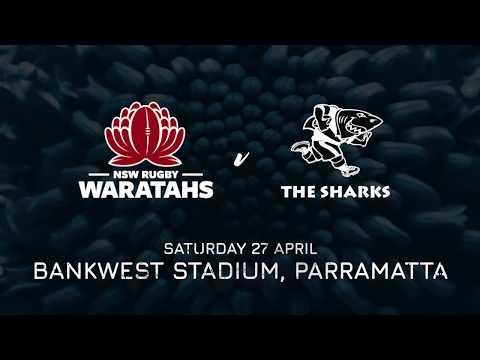 Round 11: NSW Waratahs v Sharks