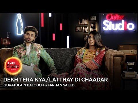 BTS, Quratulain Balouch & Farhan Saeed, Dekh Tera Kya/Latthay Di Chaadar, CS10, EP4
