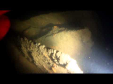 Ruhnu allveelaev / Ruhnu submarine wreck