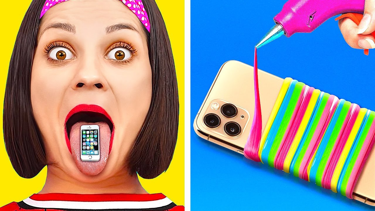 Download FUNNY LIFE HACKS TO MAKE YOUR LIFE EASIER! || Useful Tips And DIY Ideas by 123 Go! Gold
