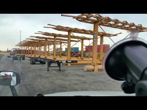 Random ride along rail yard