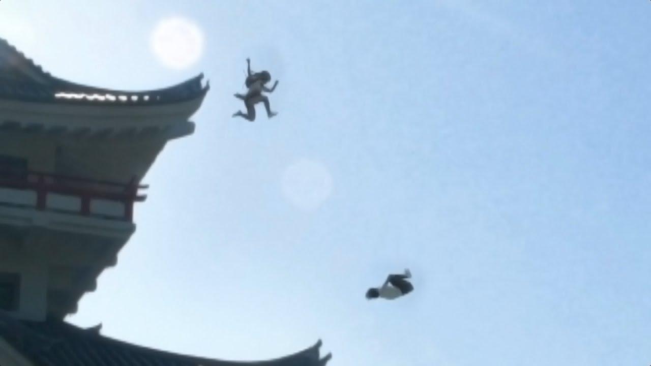 Ninja High School Student | school Girl Chase Japanese * Ninja ...