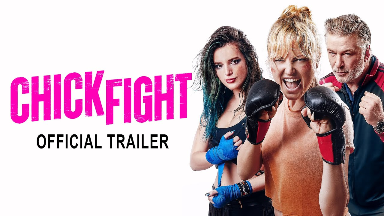 CHICK FIGHT Official Trailer – Opening November 13, 2020