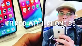 iPhone SE live streaming Carpet Plane Band