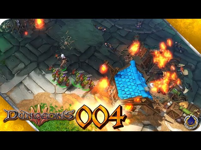 Let's Play DUNGEONS 3 🎮 [004] Tragt den Krieg ans Tageslicht