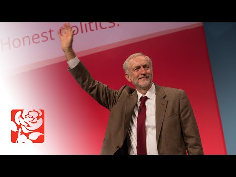 Jeremy Corbyn's full speech to Annual Conference 2015