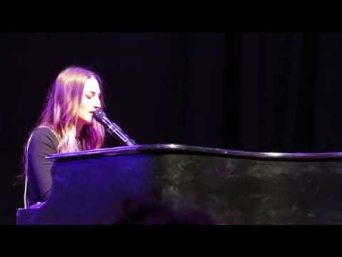 Sara Bareilles & Ben Abraham - Chasing The Sun @ Sydney City Recital Hall 21 Sept 2014