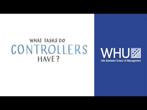 What Tasks Do Controllers Have? | WHU On Controlling