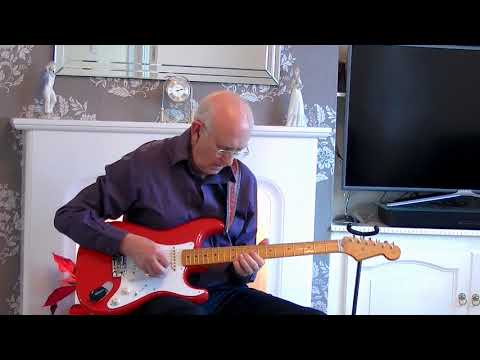 All I ask of you - Elaine Paige - instrumental cover by Dave Monk